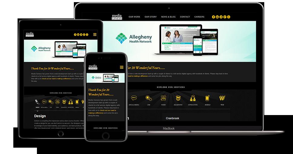 Responsive Static Website Design Company In Kolkata Jackfruit Web